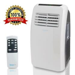 Portable Air Conditioner Compact Home AC Cooling Unit Includes Window Mount Kit