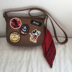 Coach Disney Mickey collaboration from japan (4821