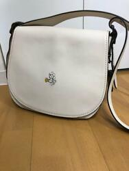 Coach Mickey saddle bag 23 slanted cliff limited from japan (2679