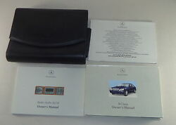 Wallet + Owner's Manual MERCEDES S CLASS W220 S 280320 etc. Stand 052001