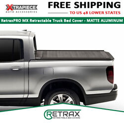 Retraxpro Mx 80234 Retractable Cover Fit 09-18 Dodge Ram 1500 5.7and039 Bed W/ Rambox