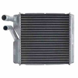 87-91 Chevy/gmc R/v-suburban 81-92 P-series Front Heater Core Aluminum With A/c