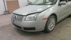 Front Clip Satin Painted Grille With Fog Lamps Fits 06-09 MILAN 1636035