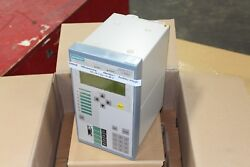 New Siemens Siprotec Numerical Relay 7ut61- Transformer Differential Protection
