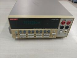 KEITHLEY INTEGRA SERIES 2700 MULTIMETER DATA ACQUISITION SYSTEM