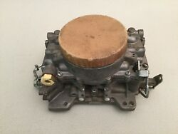 1964-65 Buick Wildcat Gs Carter Afb 2x4 Secondary Carb Nos 3645 Dated B J 4