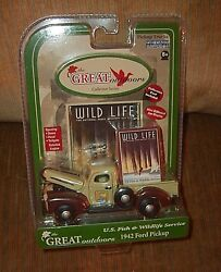 The Great Outdoors Collector Series 1942 Ford Pickup Us Fish And Wildlife Service
