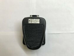 Linemaster 632-S Clipper Foot Switch Electrical Single Pedal Momentary