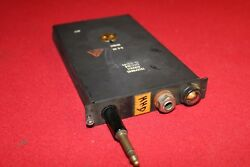 MILITARY SURPLUS TA-222 PT TELEPHONE CIRCUIT LINE JACK SWITCHBOARD FIELD PHONE