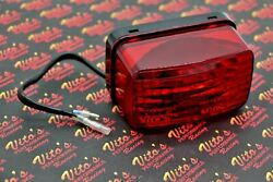 New Brake Light Yamaha Banshee Blaster Rear Taillight Lens Bulb 2002-2006