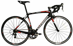 Stradalli San Remo Carbon Fiber Road Bike Bicycle Shimano Ultegra 8000 11sp Fsa