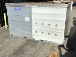 CARRIER 10 TON HIGH EFFICIENCY PACKAGE UNIT 460V 3PH GASELEC HIGH HEAT 48HCTD11
