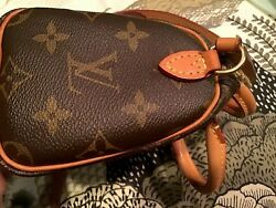 Louis Vuitton Micro Mini Speedy Bag Crossbody Very Rare