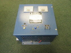 Master Control Systems Automatic Battery Charger Mbx 6x-24v-20a-la Used