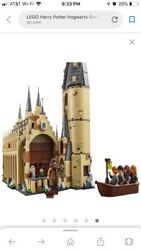Christmas Hanukkah  Or Birthday GIFT! Harry Potter Hogwarts Great Hall (75954)