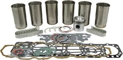 Engine Inframe Kit Gas For Oliver 1850 1855 1950 Tractors