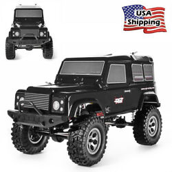 RGT 110 Scale 4wd Rc Crawler Off-Road Rock RC Car Monster Truck Hobby Grade RTR