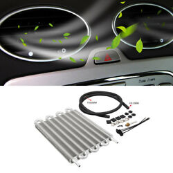 Universal Aluminum Alloy Car Auto Tube Type Air Conditioning Condenser Kit 254mm