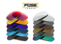 Fuse Lenses Non-Polarized Replacement Lenses for Bolle High Tail