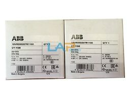 1PC NEW For ABB Time Relay CT-YDE 24V ACDC 220-240V AC