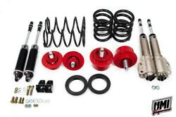 Umi Performance 82-92 Gm F-body Weight Jack And Shock Kit Front / Rear Street