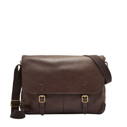 Fossil Buckner Messenger Brown Bag MBG9373201