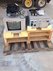 PPT Pattern Processing Technologies 400 VPC Control Console 661-0092 661-0063-M