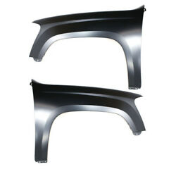 04-12 Chevy Colorado/canyon Front Fender Quarter Panel Left Right Side Set Pair