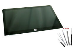 New Touch screen Assembly Bezel for FHD Envy x360 15-AQ118CA W7D53UA with Tools