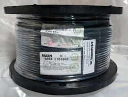1000and039 Spool - Belden 1505a Rg59/20 Hd And Sdi Digital Coaxial Cable - Black