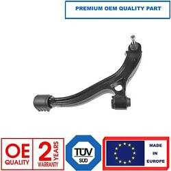 CHRYSLER VOYAGER & GRAND VOYAGER 01-07 FRONT LOWER RIGHT SUSPENSION WISHBONE ARM