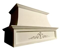 Stone Range Hood - Any Size, Any Color - LAFAYETTE - Easy Install, Free Samples