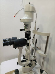 Ophthalmic Slit Lamp Compact Model Approved By Ophthalmologist With Free Shippin