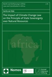 Impact of Climate Change Law on the Principle of State Sovereignty over Natur...