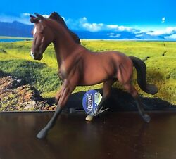 Corral Pals: CollectA by Breyer Thoroughbred Mare Bay