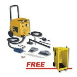 Make Offer Dent Fix Equipment 505s Maxi Multiple Pull Dent Station W/ Free Stand