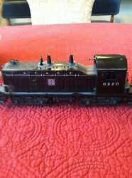 Lionel O Santa Fe Nw-2 Diesel Switcher 6220 Price Reduced