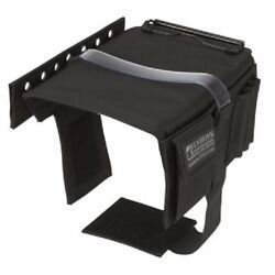 Flyboys Viper F16 Military Style Ifr Vfr Pilot Kneeboard With Clipboard - Black