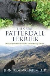 The Great Patterdale Terrier Like New Used Free shipping in the US