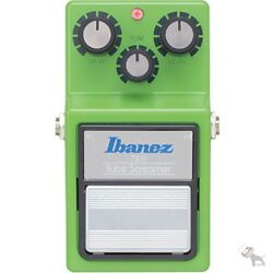 Ibanez TS9 Tube Screamer Reissue Overdrive Guitar Effect FX Footswitch Pedal