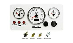 Perkins Engine Marine Instrument Panel Pre Wired Package Usa Made