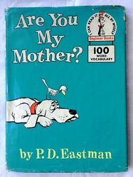 Are You My Mother? Beginner Books #B-18 PD Eastman 1960 True 1st Edition RARE