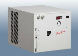 German Made Chiller 1kW, with Heater 800 Watt;  Magnetic drive pump