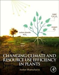 Changing Climate and Resource Use Efficiency in Plants, Paperback by Bhattach...
