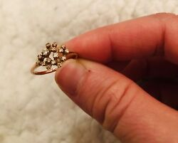 Catbird Starry Night Ring By N+a In 14k Rose Gold