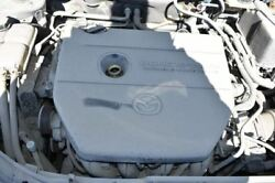 Engine 2.3L Standard Emissions VIN 3 8th Digit Fits 06-09 MAZDA 3 210980
