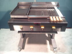 Commercial Charcoal Grill Char Grill Kebab Burger Steak Grill Bbq Grill Takeaway
