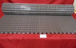 Rexnord Mat Top Conveyor Chain Hp4707-48 48 Wide X 5and039 Long 1-1/2 Pitch 0.75t