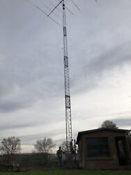 US TOWER TX-472MDP Free Standing 72' Motorized Crank Up Ham Radio Tower
