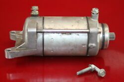Kawasaki 454 Ltd Mule 1000 Vulcan 500 Engine Starting Starter Motor -dc 12v